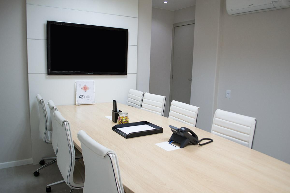 Sala de reuniões Rio de Janeiro