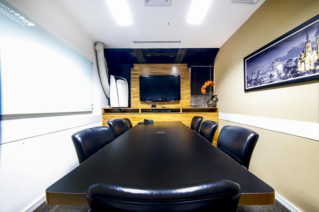 Sala de reuniões Berrini