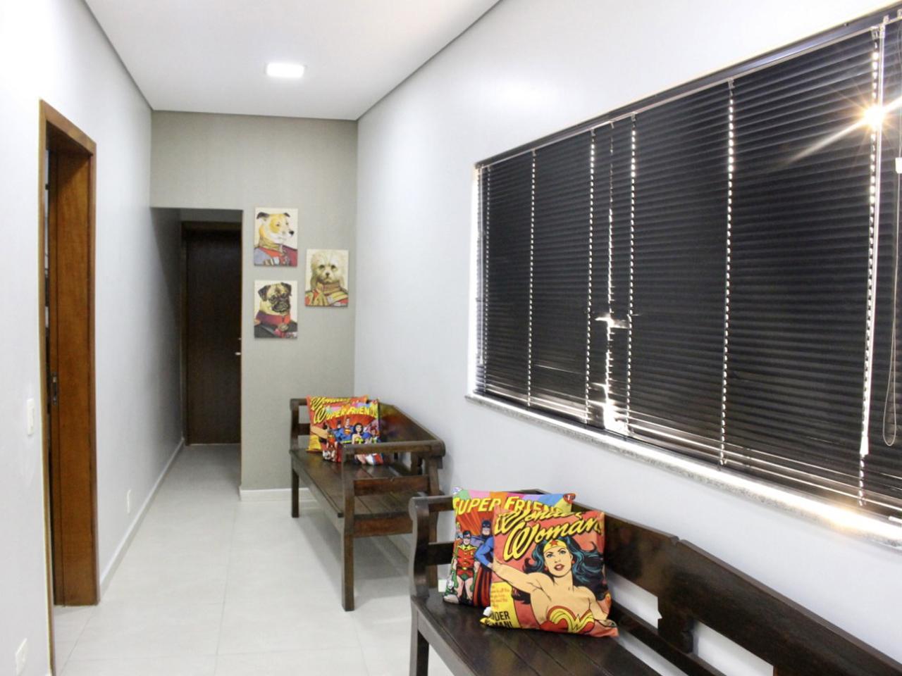 Corredor Salas - Unidade Lapa My Place Office