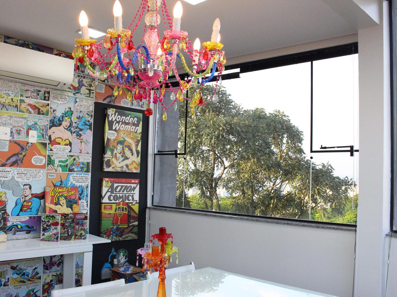 Sala de Reunião - Unidade Lapa My Place Office